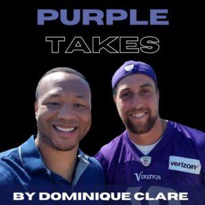 Minnesota Vikings Purple Takes Podcast